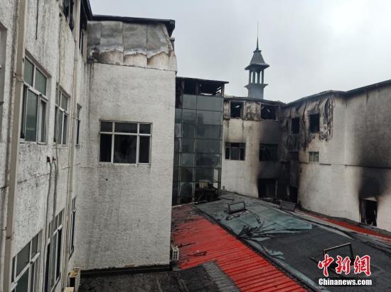哈尔滨酒店火灾事故致20人死亡 搜救工作全部结束