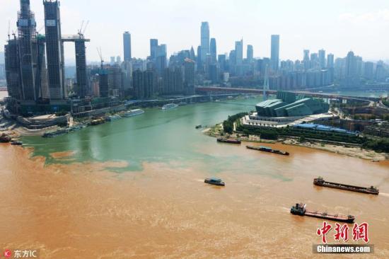 资料图:重庆。何趣 摄 图片来源:东方IC 版权作品 请勿转载