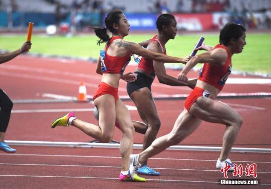 资料图:女队也有上升的空间。<a target='_blank' href='http://www.chinanews.com/'>中新社</a>记者 李霈韵 摄