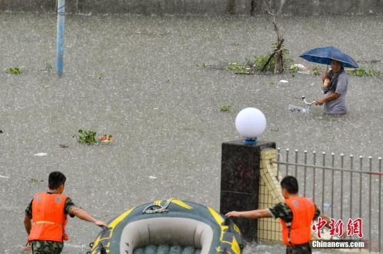 华南江南等地有强降雨和强对流黄海海域有大雾