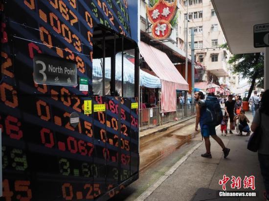 近年来,不少访港旅客口味转变,游客除购物外且更加青睐文化旅游,游客尤其对香港的老区、历史人文风景很感兴趣。<a target='_blank' href='http://www.chinanews.com/'>中新社</a>记者 洪少葵 摄