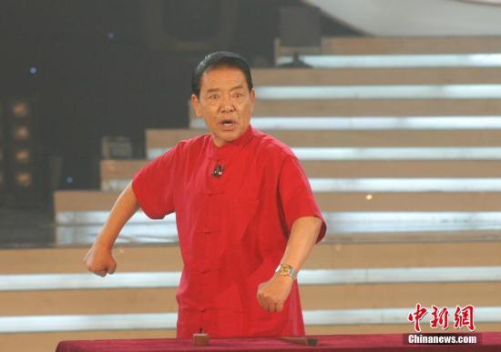 著名评书艺术家单田芳11日去世 享年84岁