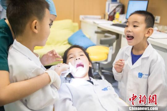 随着消费水平的提升 口腔医疗市场进入高增长状态 市场行情将迎黄金时代