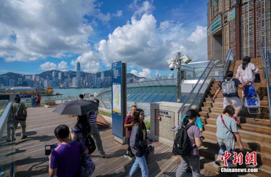 资料图片:香港。