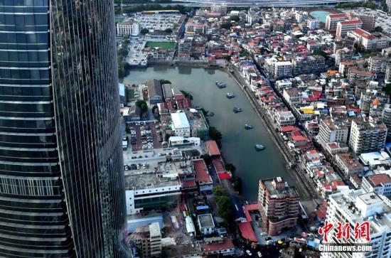 资料图:厦门风光。记者 吕明 摄