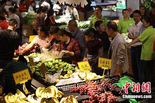农业农村部:上半年农产品抽检总体合格率97.2%