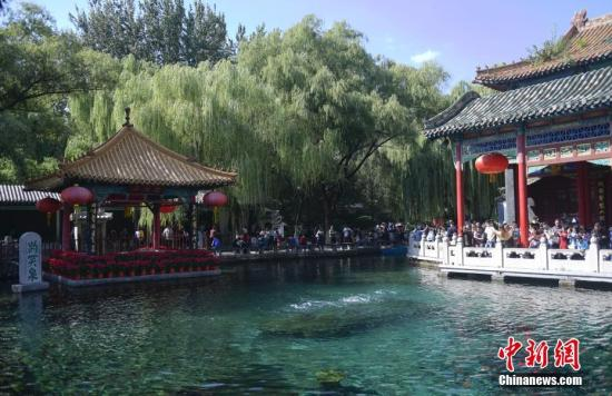 China's famous Baotu Spring faces spewing crisis