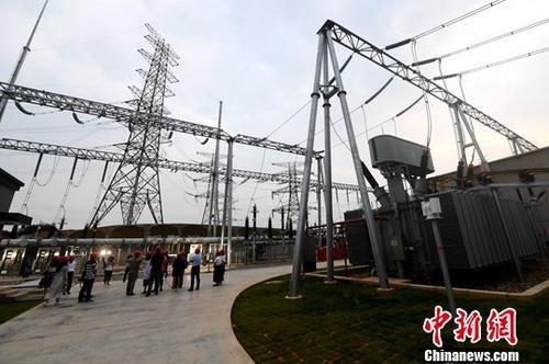 福建前三季度向华东电网输电121.18亿千瓦