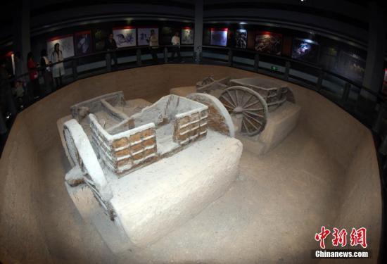 中国城市为世界遗产遗址建造博物馆