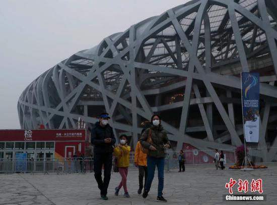 资料图:雾霾。中新社记者 刘关关 摄