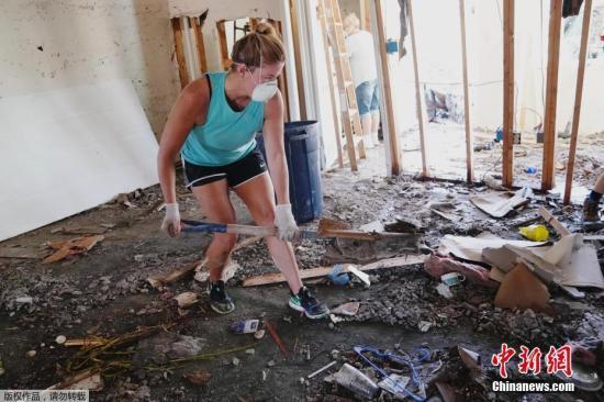 目前搜救工作仍然继续,但因为电力及通讯终断,救援受阻,佛州约有2100人失联或受困,当局预计死亡人数仍会上升。