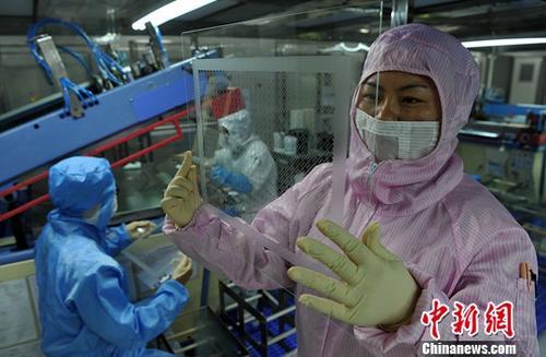 今年前10月中国规模以上工业企业利润同比增13.6%