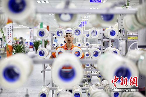 统计局:1-8月份全国规模以上工业增长大体稳定