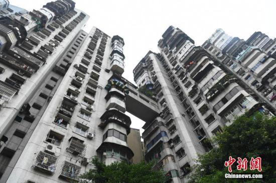 资料图:住宅楼。<a target='_blank' href='http://www-chinanews-com.hbruilong.com/'>中新社</a>记者 陈超 摄