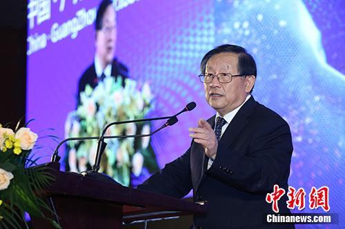 中国科协主席:倡导科技无国界无障碍无歧视合作