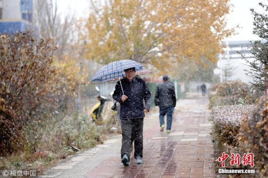 资料图:秋雪。杨志明 摄 图片来源:视觉中国