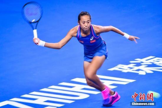 WTA深圳公开赛女单次轮张帅浪费8破发点 遭遇淘汰