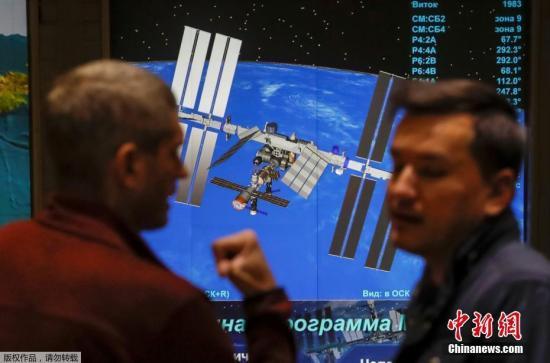 资料图:当地时间11月1日,俄罗斯联盟号发射失败画面曝光:助推器突然爆炸。