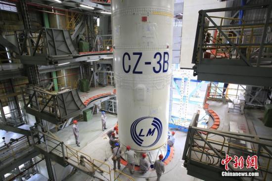 资料图:西昌卫星发射中心。中新社发 史啸 摄