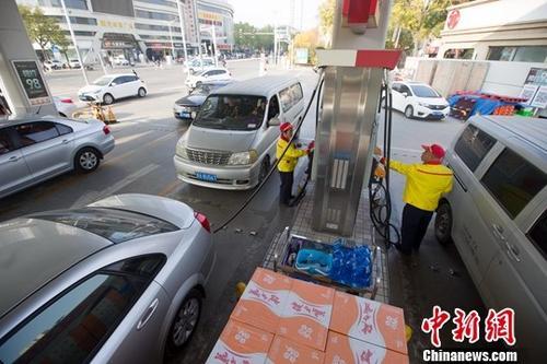 中国年内第七次上调成品油价格