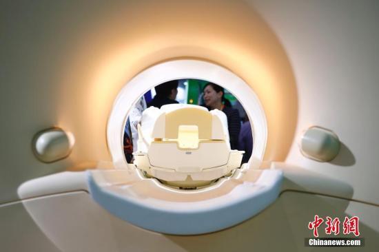 上海成医疗领域最尖端技术、最新产品的华丽秀场