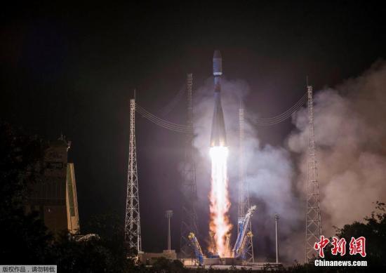 俄航天集团:联盟火箭已将埃及卫星送入预定轨道
