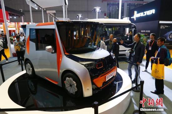 中国发布646项国家标准 促进新能源汽车产业健康发展
