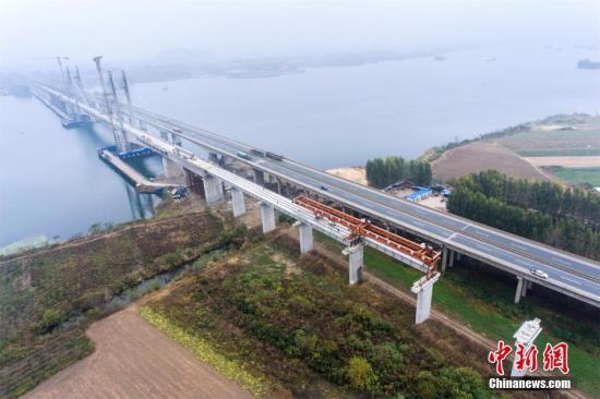 资料图:铁路。杨东 摄