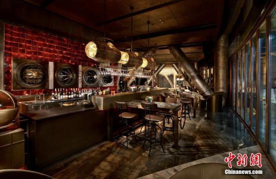 资料图:酒吧。