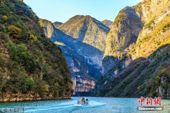 三峡工程旅游区2018年游客量创新高