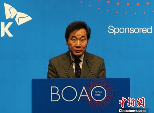 韩国副总理:韩美签署基础设施合作谅解备忘录