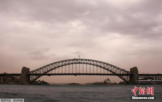 原料图:悉尼。