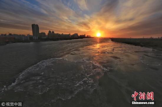 资料图:松花江。张澍 摄 图片来源:视觉中国