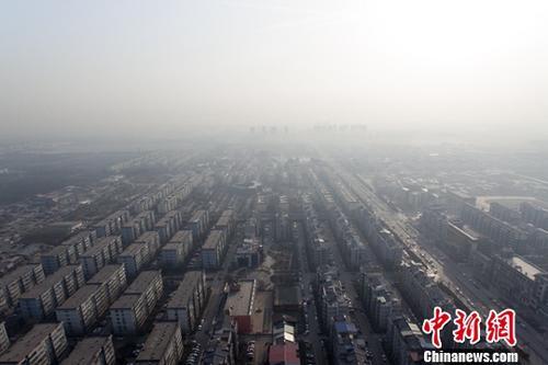 研究表明:中国PM2.5污染下降 居民预期寿命延长半年