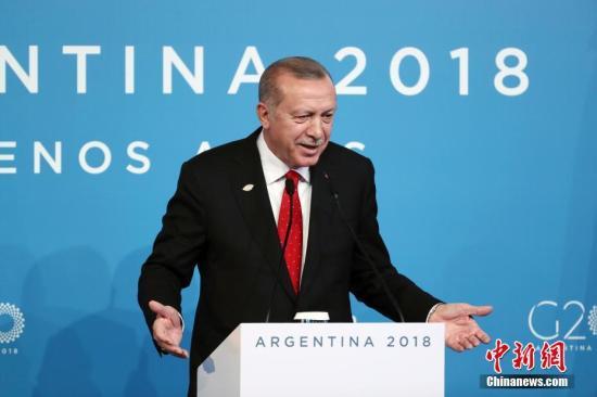 土耳其总统或决定在叙利