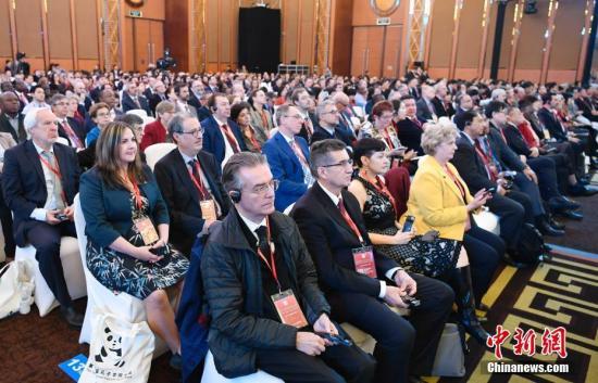 第十三屆孔子學院大會在成都舉行