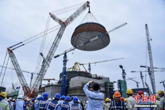 中核集团:到2020年要进入世界500强加大开放步伐