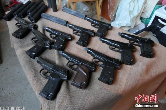 控枪不易!美国加州这420万人拥有近两千万支枪