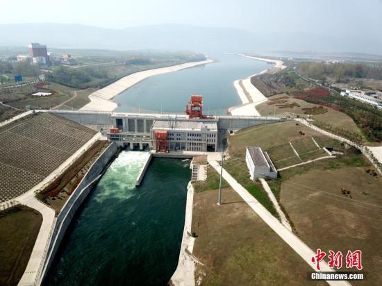 水利部:南水北调综合效益非常巨大