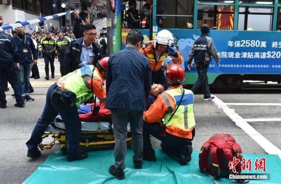 香港北角车祸追踪:警方证实车辆手刹运