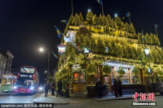 英国预测圣诞新年中国游客将增长44% 或创