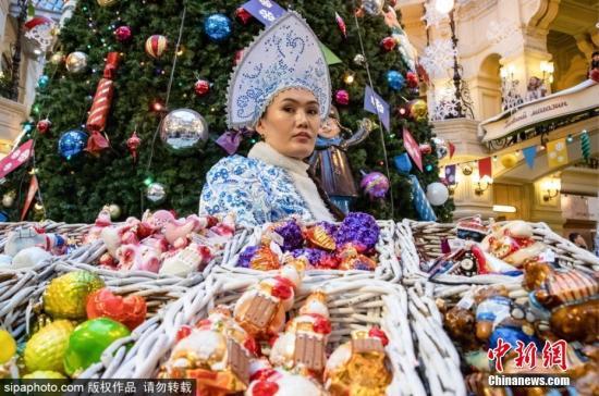 新年将至,中国人带什么俄罗斯特产回家