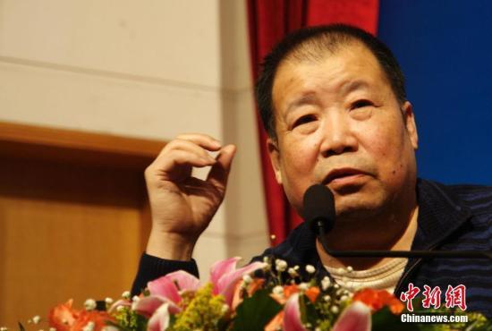 二月河。<a target='_blank' href='http://www-chinanews-com.4000518908.com/'>中新社</a>发 李溪 摄