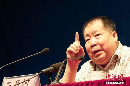记者刚刚获悉,著名作家二月河于12月15日凌晨病逝于北京。 <a target='_blank' href='http://www-chinanews-com.plumsauce.net/'>中新社</a>发 宋大鹏 摄