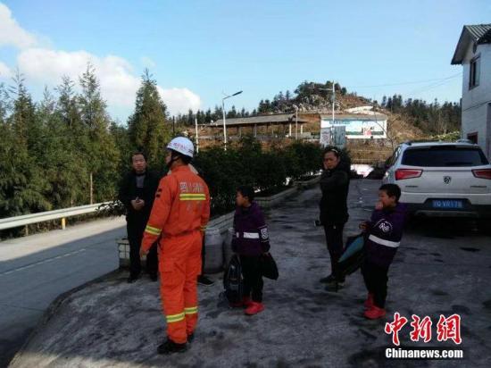 中国地震局对四川兴文5.7级地震迅速开展应急处置工作