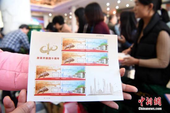 """湖北武汉:2019世界邮展将首次集中展出新中国邮票""""全家福"""""""