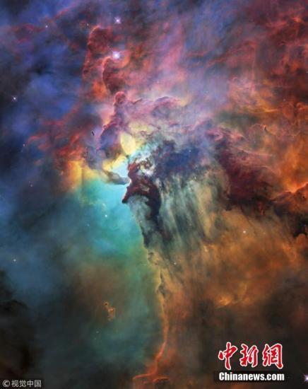 资料图:宇宙。图片来源:视觉中国