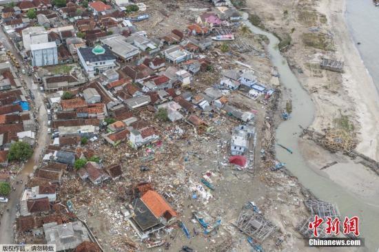 12月26日消息,印度尼西亚西部巽他海峡当地时间22日晚发生海啸,目前已造成至少429人死亡,另有至少128人失踪。