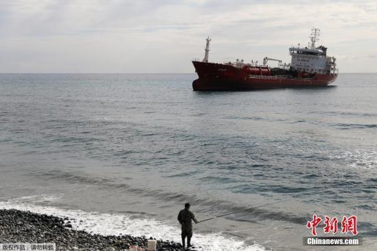 原料图:马耳他海域。
