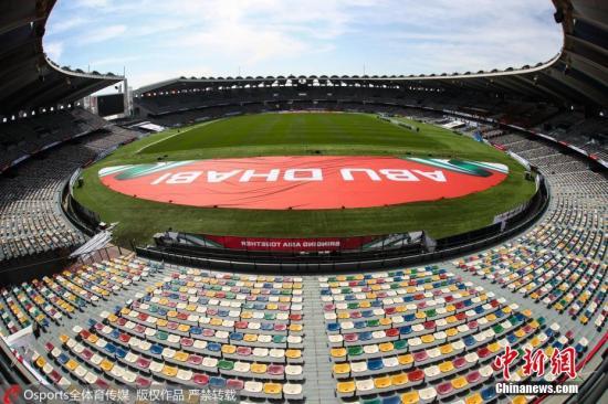 资料图:2019年阿联酋亚洲杯主体育场。图片来源:Osports全体育图片社